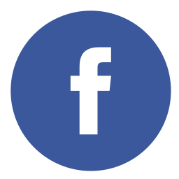 facebook circle color-256